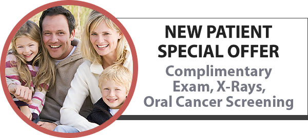 Dental Service – New Patient Special Offers