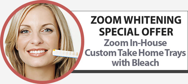 Zoom Whitening Special Offer